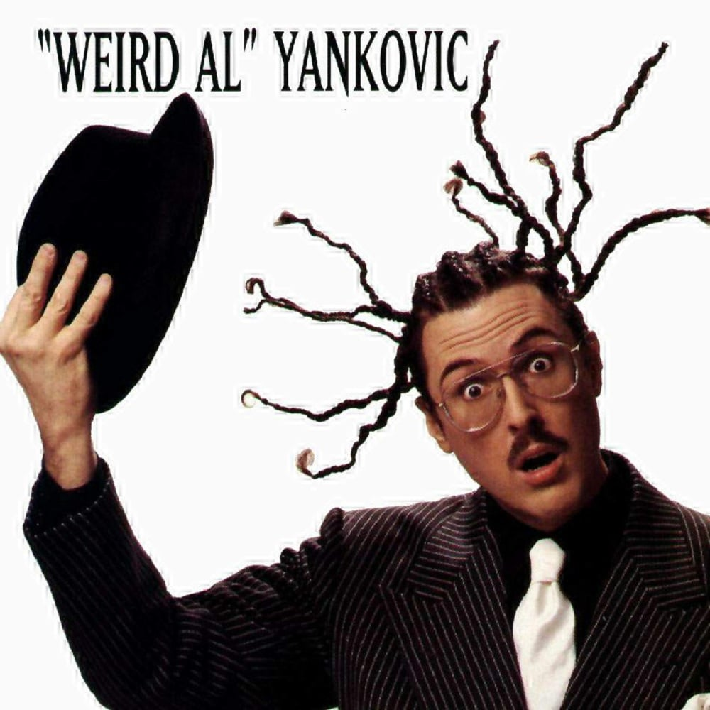 "Weird Hair Day by Al Yankovic I really don't know how I got into Weird Al, but boy was I hooked. I was such a diehard fan, my mom took me to his concert in sixth grade, and I wore my best Hawaiian shirt. I know what you're thinking, and yes, he did sing ""I'm Fat."" — Ryan Roschke, editorial assistant"