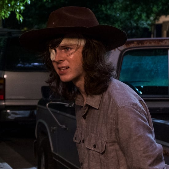 Chandler Riggs Dad Reaction to Carl's Death on Walking Dead