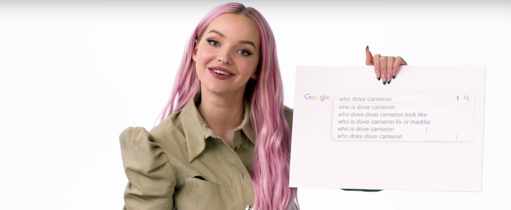 Dove Cameron's Wired Autocomplete Interview Video