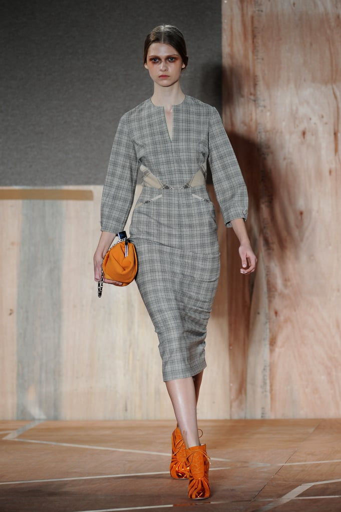 2013 Autumn Winter London Fashion Week: Roksanda Ilincic