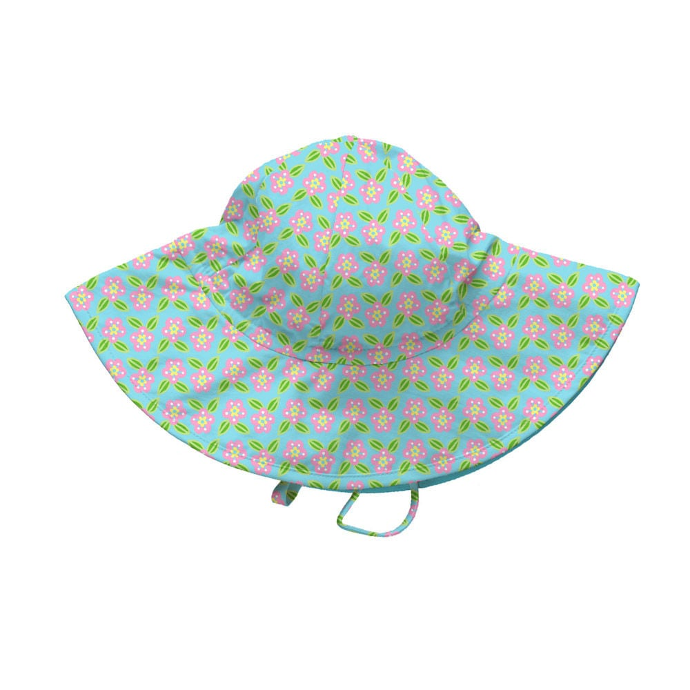 iPlay's oversize floppy floral hat ($13) features the added bonus of UPF protection, making it a no-brainer for sunny beach days.