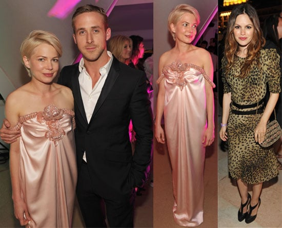 Pictures of Michelle Williams and Ryan Gosling at the Premiere of Blue Valentine, Dominic Cooper at Cannes Film Festival 2010