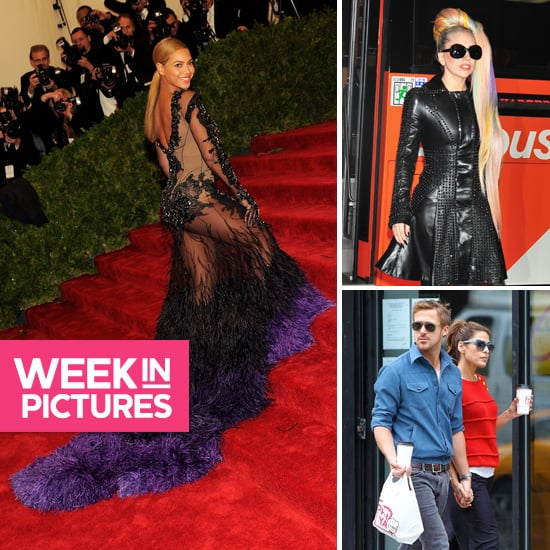 Best Celebrity Pictures Of The Week Including Ryan Gosling And Eva Mendes, Lady Gaga, Audrina Patridge