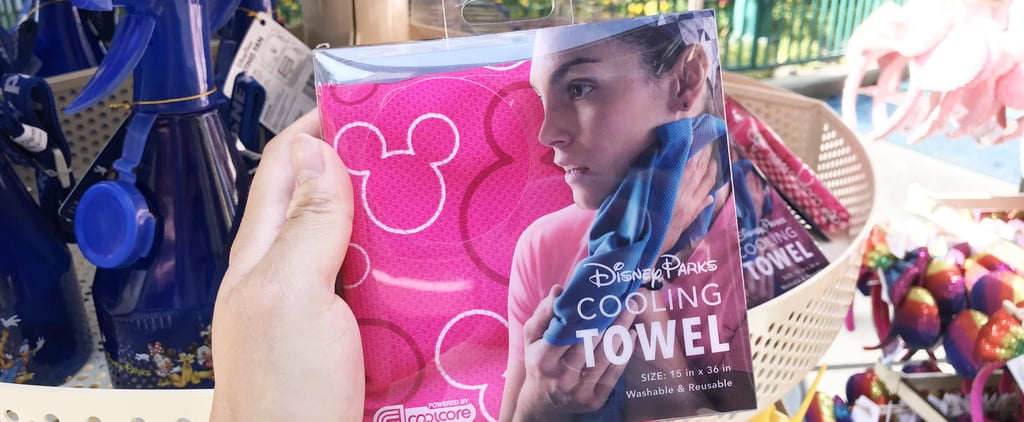 Disney Parks Cooling Towel