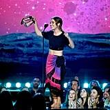 Haley Lu Richardson at the 2019 MTV Movie and TV Awards