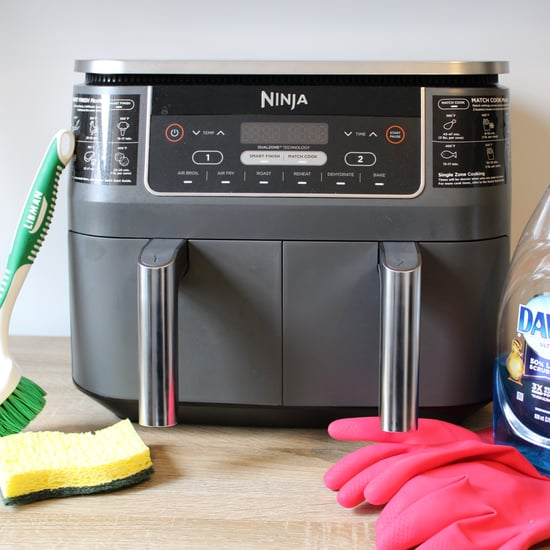 How to Clean an Air Fryer with Photos
