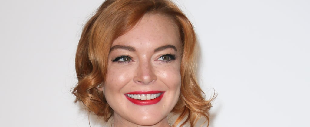 Grool! Lindsay Lohan's First Beauty Product Will Be Multipurpose