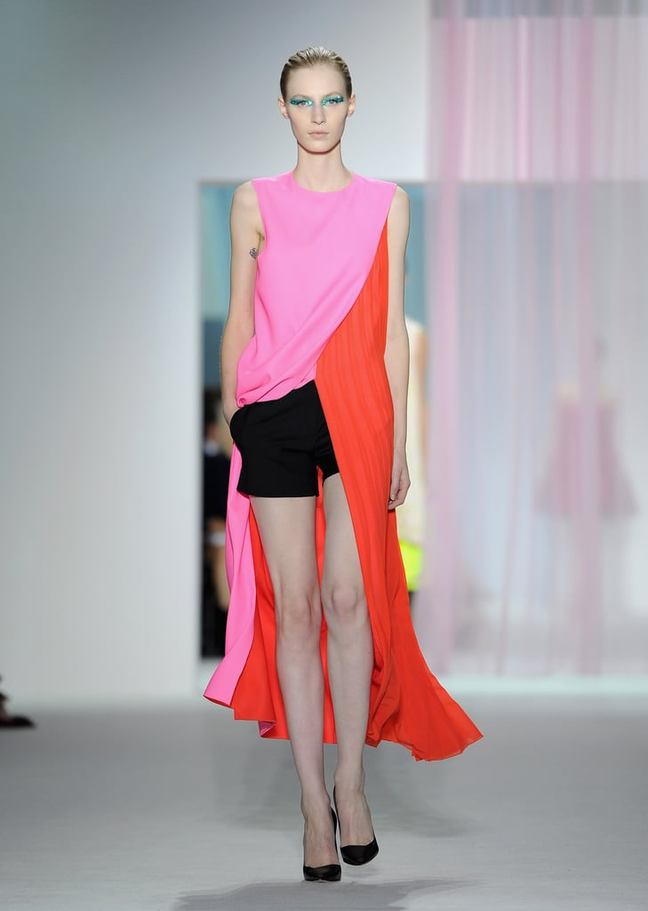 All The Looks From Christian Dior At Spring 2013 Paris Fashion Week Popsugar Fashion Australia