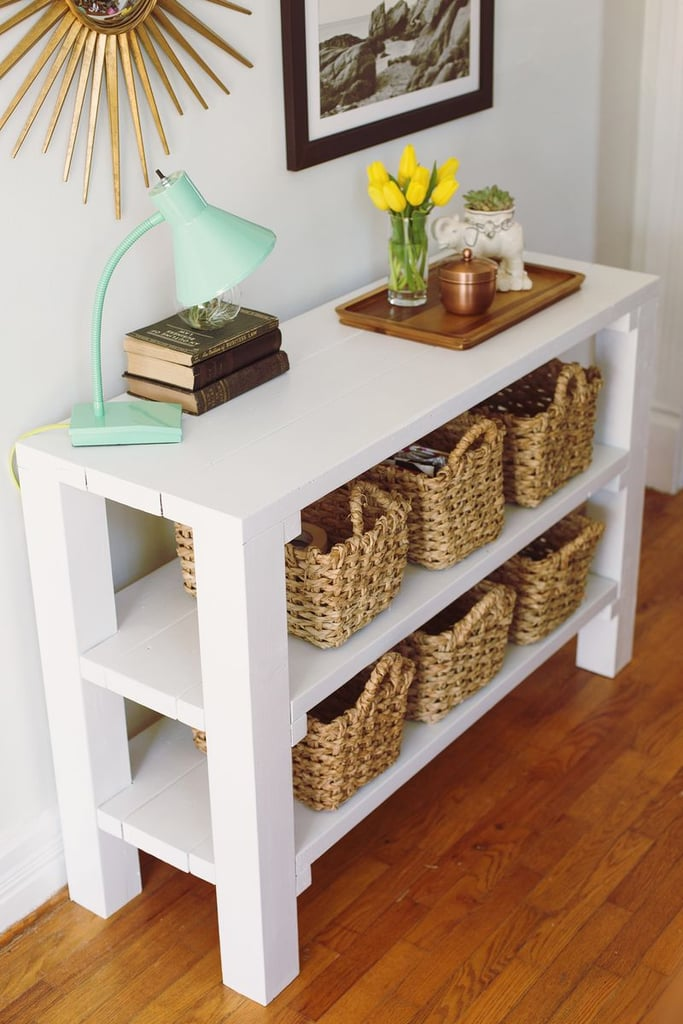 Baskets the best home decor for small spaces popsugar for Best home decor australia