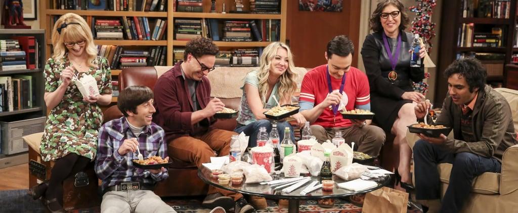 The Big Bang Theory Popsugar Entertainment