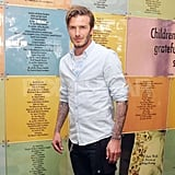 David Beckham Dishes About Baby Excitement and Makes Arrangements For Royal Wedding