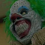 Toothy clown