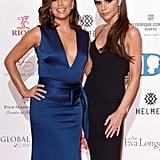 Victoria Beckham and Eva Longoria Friendship Pictures