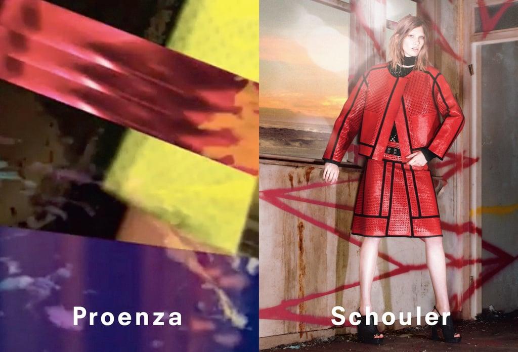 Proenza Schouler Spring 2013