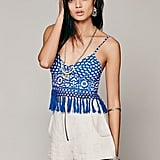Free People Fringed Bralette