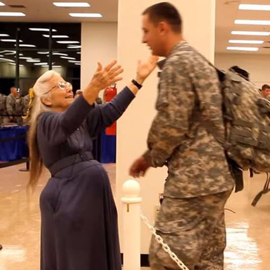 Fort Hood Hug Lady Passes Away