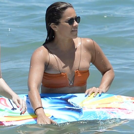 Gina Rodriguez Bikini Pictures in Hawaii June 2019