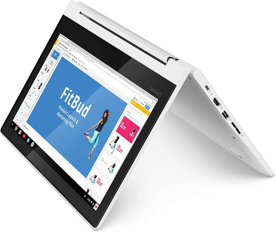 For the Virtual Learner: Lenovo Chromebook C330 2-in-1 Convertible Laptop