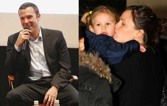 """Photos of Ben Affleck Debuting """"Gimme Shelter"""" at the UN"""