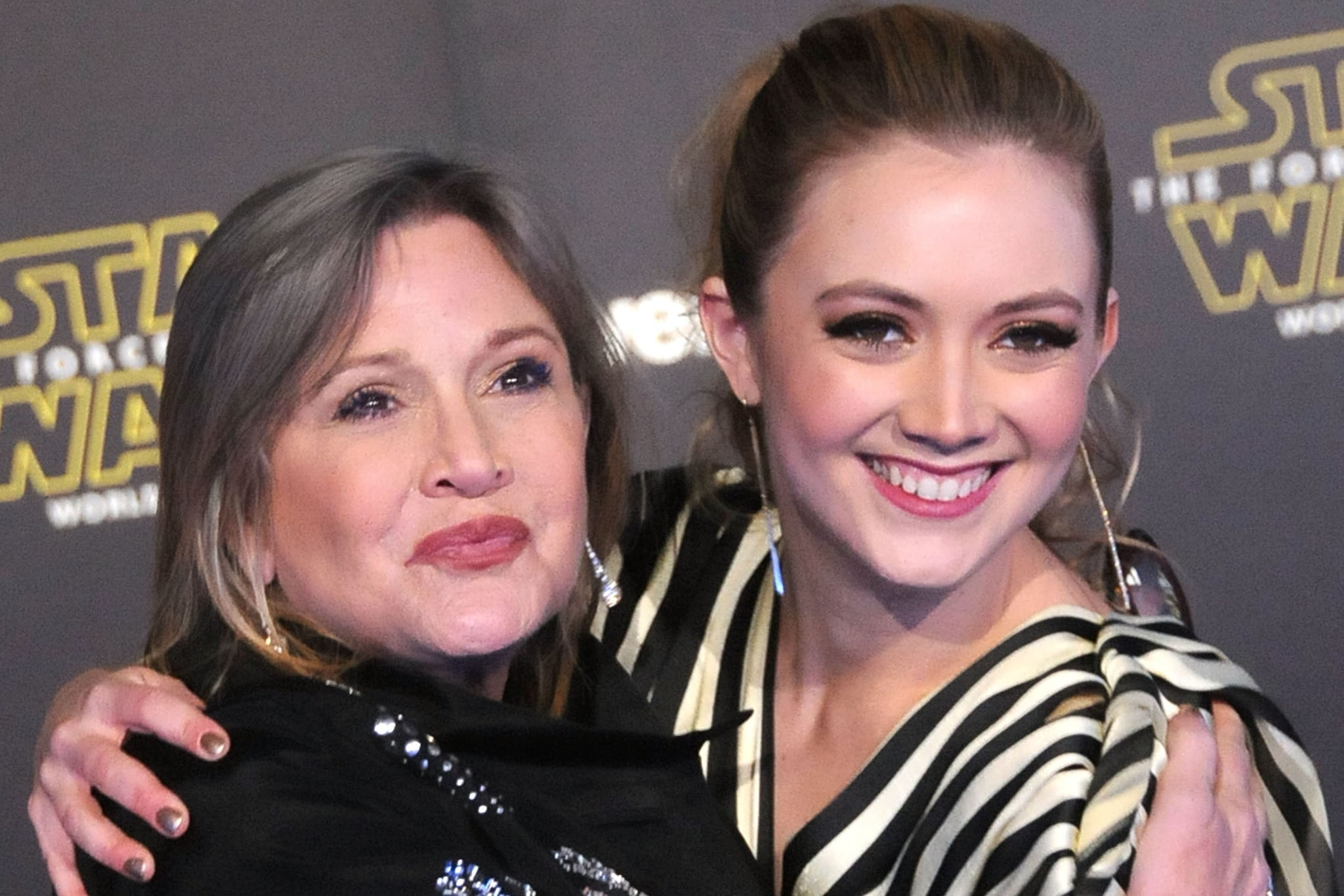Star Wars icon and mum of Chanel  #3, Carrie Fisher suffers heart attack