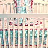Persnickety Lily Matilda Bumper-less Crib Bedding
