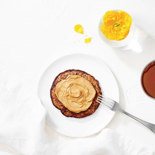 Snack: Banana-Quinoa Pancake