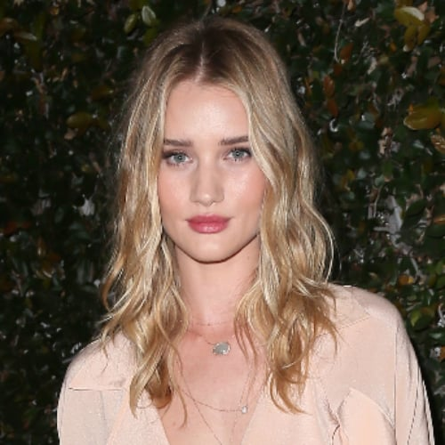 Rosie Huntington-Whiteley Haircut