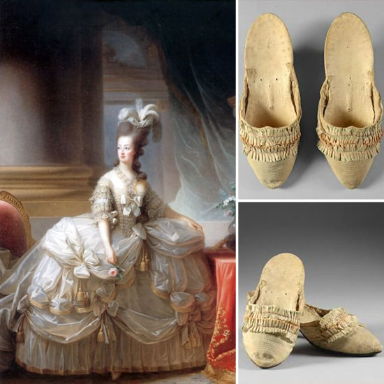 Marie Antoinette's Mules Go For $57K! See Auctioned Goods of Iconic Women