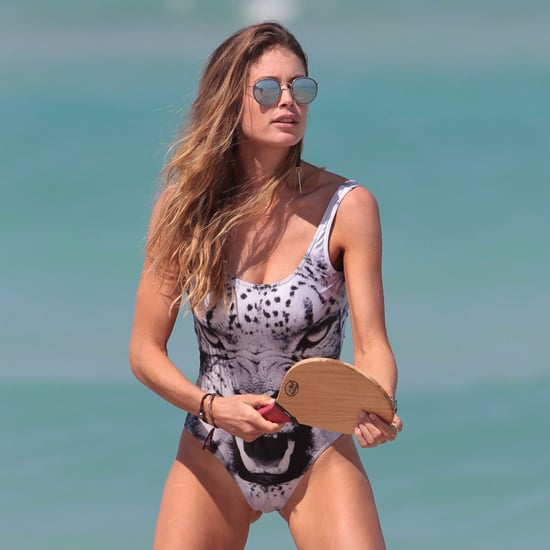 Doutzen Kroes Popsugar Fashion