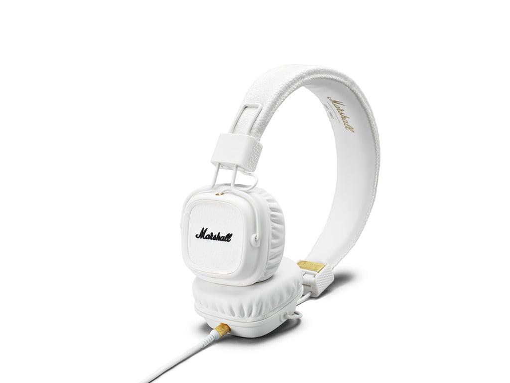 Marshall Major II White Headphones