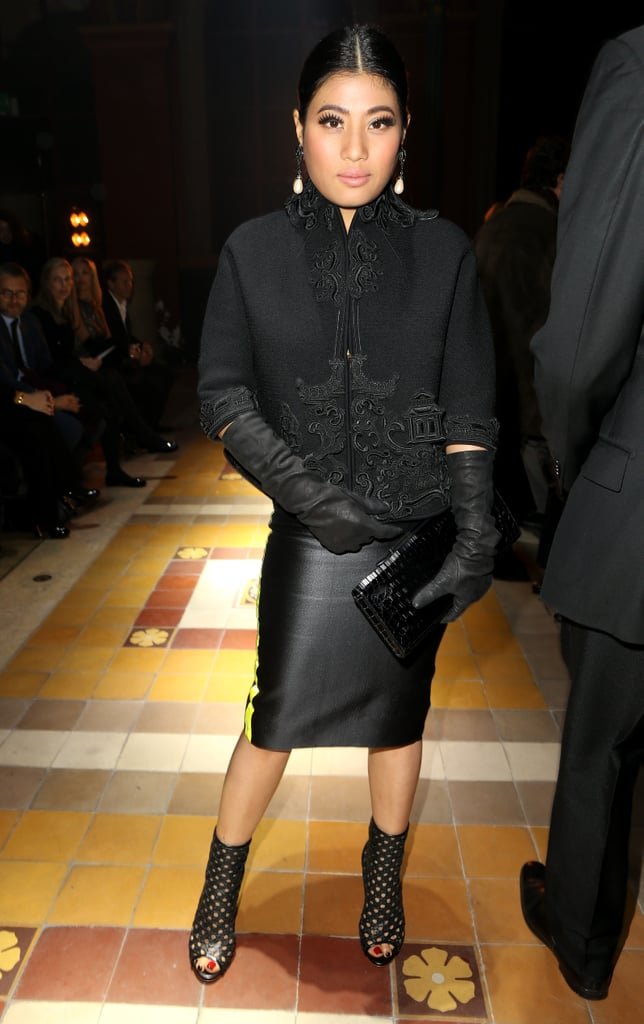 Longer-Length Gloves Give Any Outfit a Glamorous Vibe