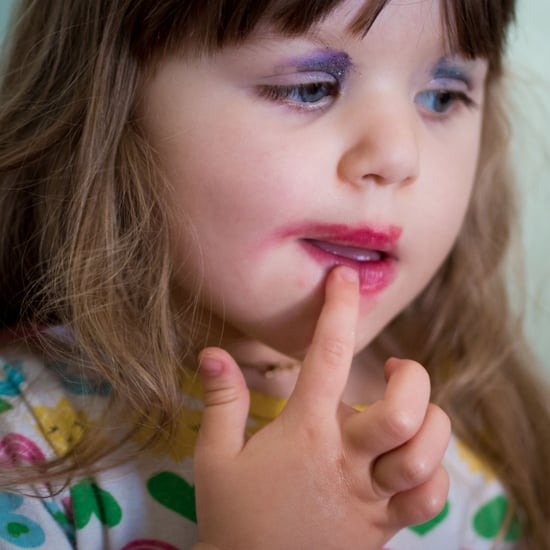 What to Do When Your Kid Discovers Makeup