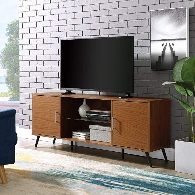 "WE Furniture 60"" Acorn TV Stand"