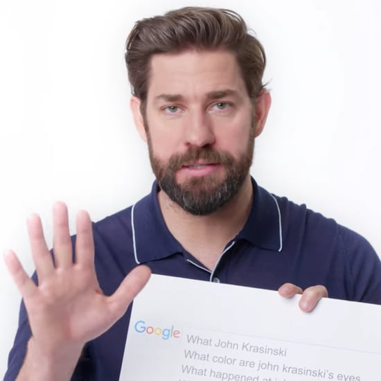 John Krasinski Answers Google Searches About Him