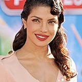 """POPSUGAR: What was your experience like working with Dr. Dre? Priyanka Chopra: I mean, Dre has always been one of my favorite musicians. Since I was a teenager, I've been the hugest fan. We went to see The Book of Mormon with his wife. He's just really cool, and I think he's the pioneer of hip-hop, honestly. It's great for my song to be featured with such an amazing brand.  PS: What did you guys think of The Book of Mormon? PC: Oh, I don't know what Dre thought. I never had the courage to actually ask him! But I thought it was really cute. It packs a punch.  PS: Why did you decide to cover this song specifically? PC: This is one of those songs that got me through a lot of tumultuous nights of teenage heartbreak. It was about a boy who I had a crush on, and he wasn't giving me any attention. I discovered it when I was 10 and have loved it since. You know those classic songs that stay with you for the rest of your life? Like """"When Doves Cry,"""" """"No Diggity,"""" and """"I Can't Make You Love Me."""" Everyone has their personal favorite playlist. So when the idea came up to take a soulful ballad song and make it more upbeat, I was a little afraid, honestly, because it's such a classic. I didn't know what it would sound like. But when it was sent to us and I sang it, the soul of the song remained, while the madness, the passion, and the energy made it so much more powerful. I used this song as my first solo single, because it was one of the first songs that made me want to be a musician."""