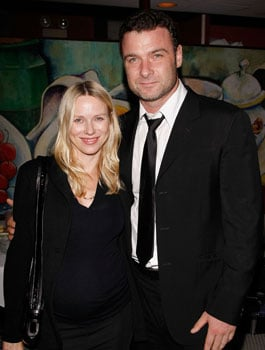 Naomi Watts and Liev Schreiber Have Baby Boy
