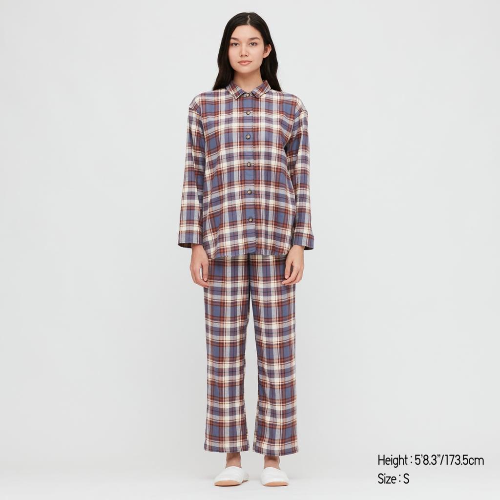 Uniqlo Women Flannel Pyjamas