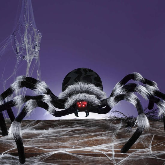 7-Foot Spider Halloween Decor at Costco