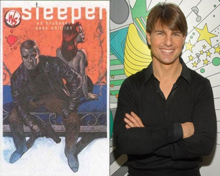 Tom Cruise Aims to Join Comic Book Movie Craze