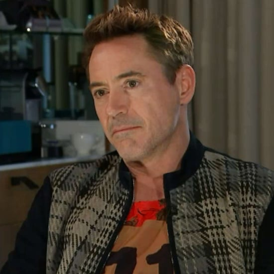 It's Impossible Not to Cringe Watching Robert Downey Jr. Walk Out of This Interview