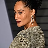 Tracee Ellis Ross Balmain Dress at Oscars Afterparty 2018