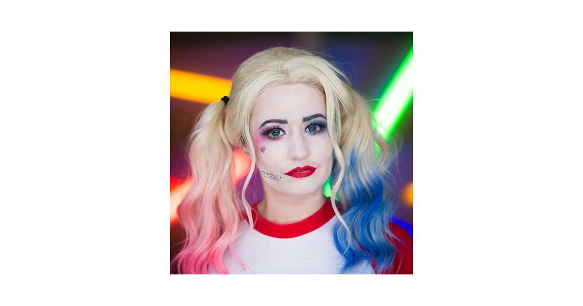 Harley quinn diy costume popsugar beauty solutioingenieria Images