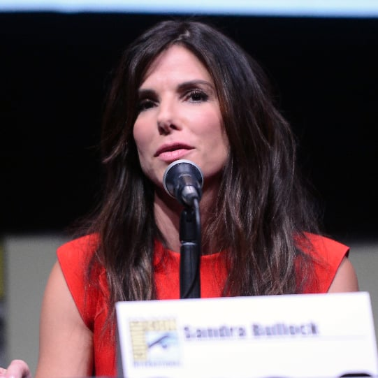 Sandra Bullock Interview About Gravity and George Clooney
