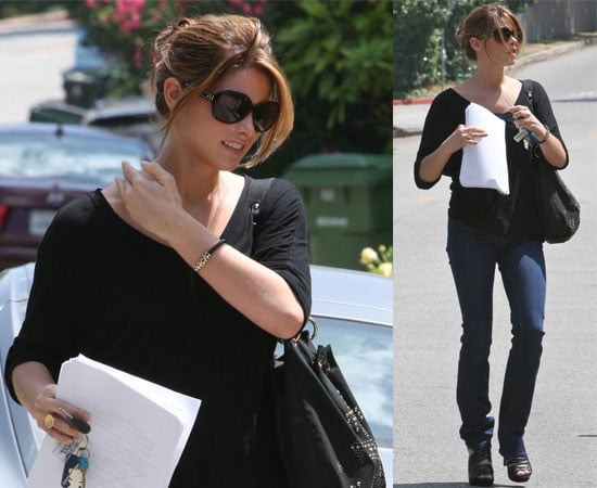 Pictures of Ashley Greene Who Won a PETA Award, Eclipse Has Had a UK Release This Weekend