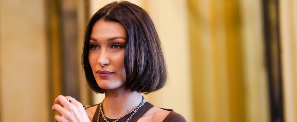 See Bella Hadid With Platinum Blond Hair