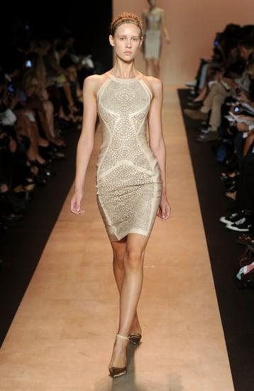 Spring 2011 New York Fashion Week: Herve Leger
