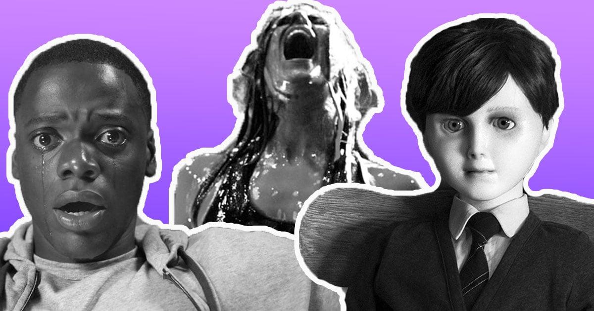 Biggest Horror Movie Twists Popsugar Entertainment