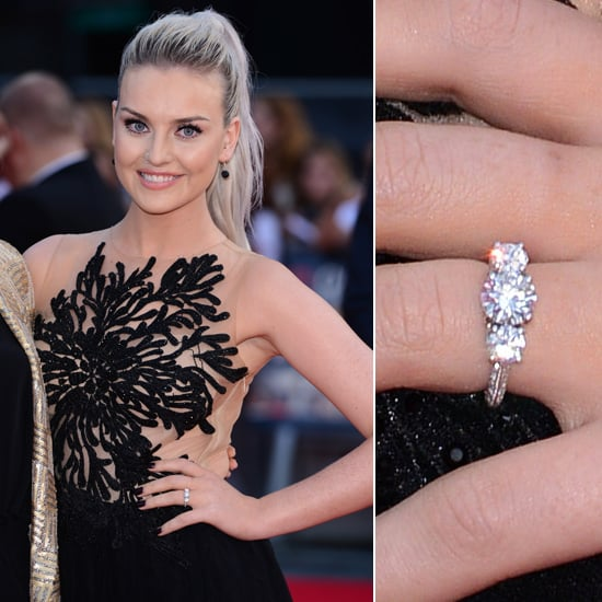 Perrie No Engagement Ring