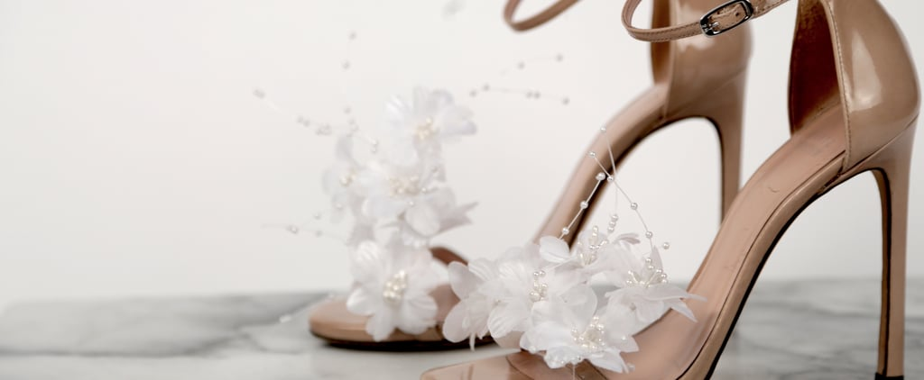 DIY Bridal Shoes