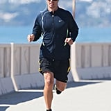 """Matthew McConaughey Puts His """"All Right, All Right, All Right"""" Physique to Work"""